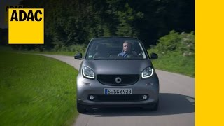 Smart fortwo cabrio im Test | Auotest 2016 | ADAC