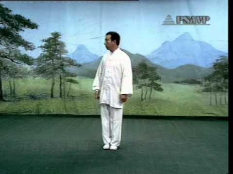 Taiji Tanglang Quan - San Lu Zhai Yao