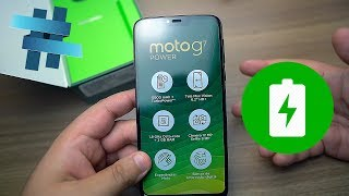 Moto G7 Power - QUE BATERIA TOP! 🔋