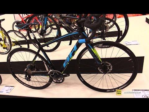 2c20527ec2b 2017 BH Bicycles Sphene Disc 105 Road Bike - Walkaround - 2016 Eurobike -  YouTube