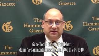 101221 Gazette News Briefs brought to you by The Hammonton Gazette