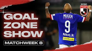 The J1 GOALZONE Show | Matchweek 8 | 2020 | J.LEAGUE