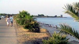 Itálie 2007 - Amendolara a Capo Spúlico (Calabria)
