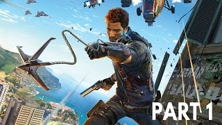 """Just Cause 2 Gameplay Mission : """"Find Memory Cards"""" - Part 1 (PC)"""
