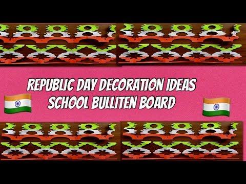 Republic Decoration Ideas For School Bulletin Board 2019paper