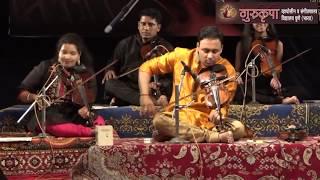 Chura Ke Dil Mera Goriya Chali | Awesome Violin Performance | By Violinist Akshay Soman And Team