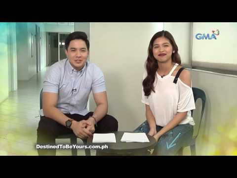 Alden Richards and Maine Mendoza break time kulitan Pak o Pahawak
