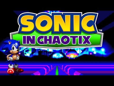 Sonic In Chaotix - Walkthrough
