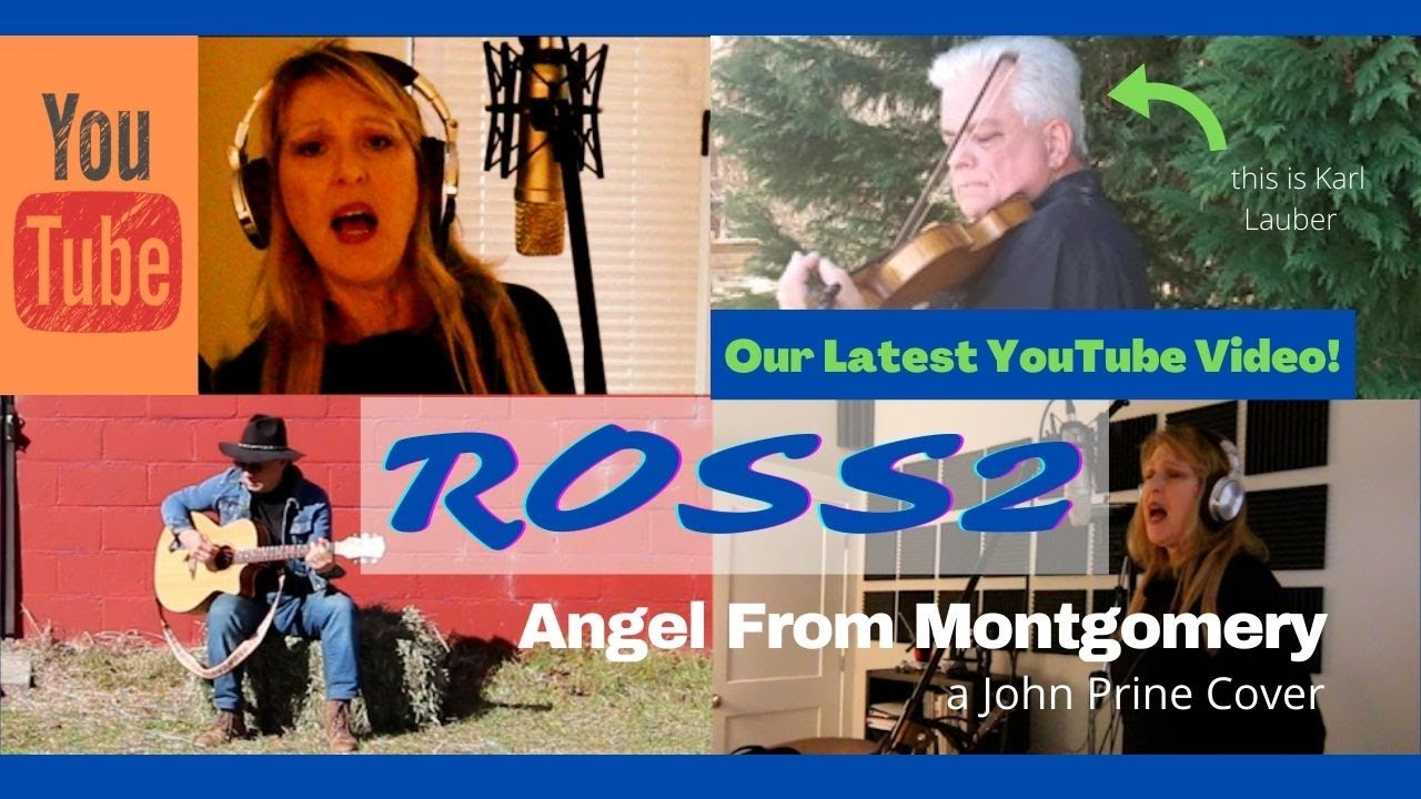 Angel From Montgomery ROSS2 Cover