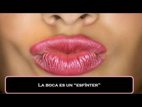 La boca es un esfínter - YouTube