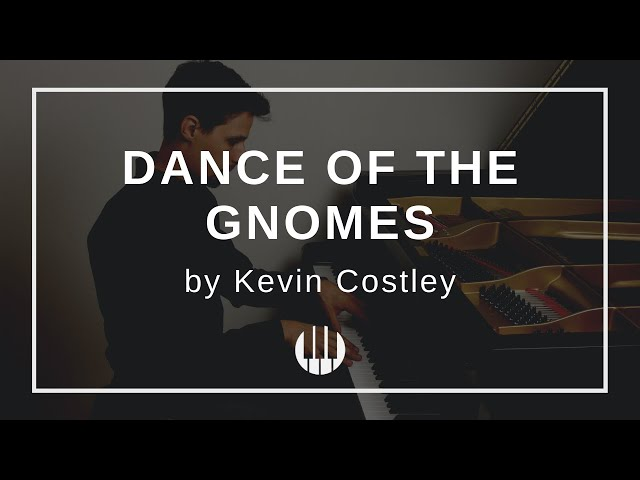 Dance of the Gnomes by Kevin Costley