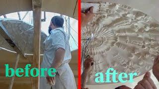 plaster of Paris ka formula | plaster of paris crafts diy | plaster of paris crafts