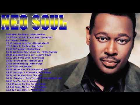80's R&B Soul
