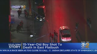 Teen, Brooklyn Man Killed In Separate Shootings