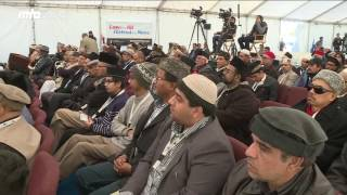 Badr Ahmad & Taha Majeed - Nazm & Translation - Jalsa Salana West Coast USA 2016