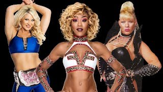 Top 20 WWE Underrated Women Wrestlers