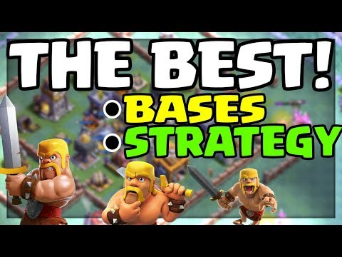 THE BEST! Bases, Strategy, Attacks in Clash of Clans - REVEALED!