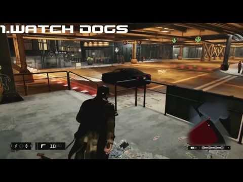 TOP 10 PLAYSTATION 3 GAMES IN 2014 [1080p HD]