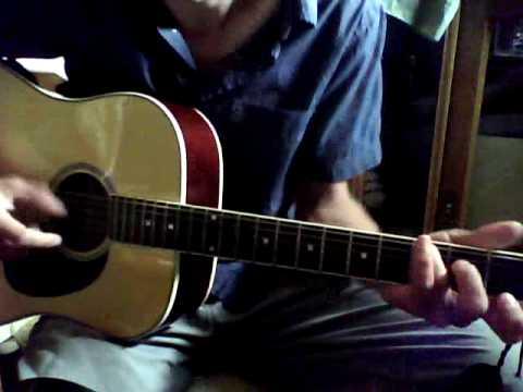 """Comment jouer """"Waiting on a angel"""" de Ben Harper a la guitare"""