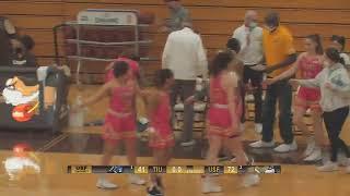 USF Women's Basketball: St Francis (IL) vs. Trinity International University (IL) - 2/25/21