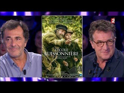 François Cluzet et Nicolas Vanier  On n'est pas couché 30 septembre 2017 ONPC