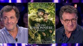 François Cluzet et Nicolas Vanier - On n'est pas couché 30 septembre 2017 #ONPC