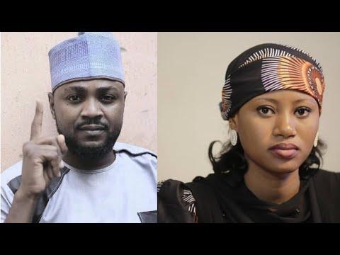An Fara Daukar Film Din (Burin Raina) Starring Adam A Zango And Mome Gombe