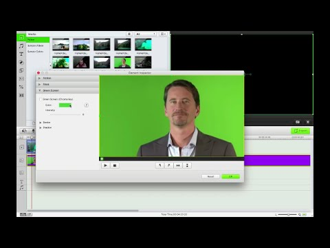 How to Make Green Screen with iSkysoft Video Editor