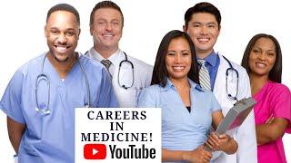 New Series: Careers In Medicine!
