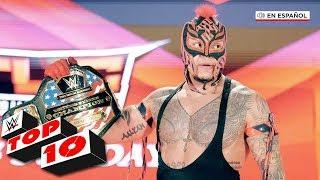 Top 10 Mejores Momentos de Raw En Español: WWE Top 10, Dec 9, 2019