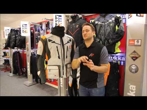 RUKKA Orivesi Goretex Adventure Motorcycle Suit UK Review - Full HD