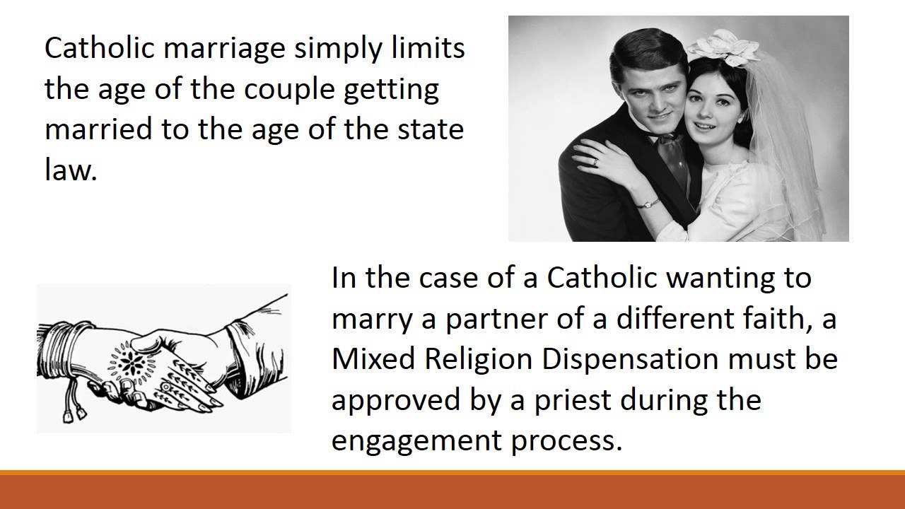Catholic Courtship and Marriage
