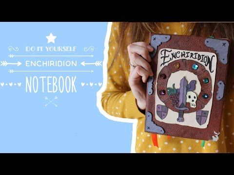 Время Приключений DIY Энхиридион | Adventure Time DIY Enchiridion | Masherisha