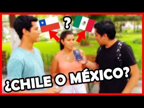 ¿México o Chile? ¿Cual prefieren los Peruanos? | Peruvian Life