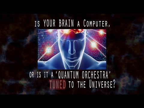 Dr. Stuart Hameroff's New Quantum Theory of Consciousness