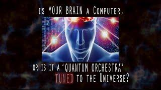 Dr. Stuart Hameroff's New Quantum Theory of Consciousness