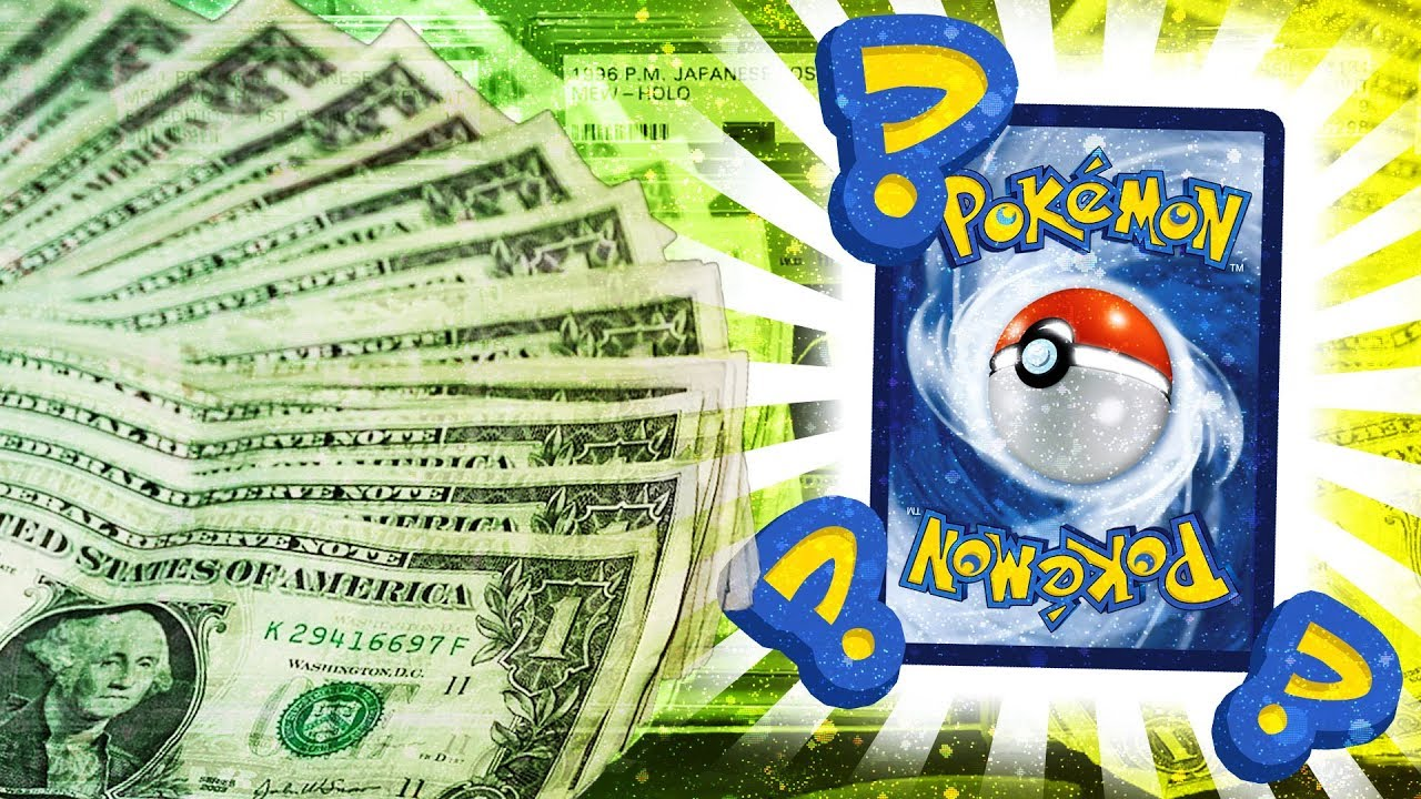 can you make money opening pokemon packs
