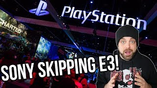 Sony is SKIPPING E3 2019, But WHY? NO PS5 in 2019?! | RGT 85