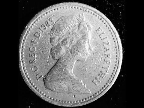 1983 One Pound Coin United Kingdom (UK)