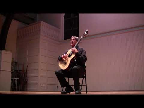 Elliot Frank Classical Guitar Recital, Charlottesville Classical Guitar Concert Series