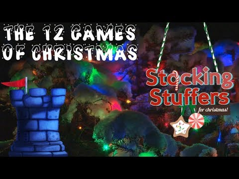 The 12 Games of Christmas: Stocking Stuffers