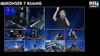 COCKPIT IN THE AIR TONIGHT ( PHIL COLLINS COVER ) - KONSER 7 RUANG