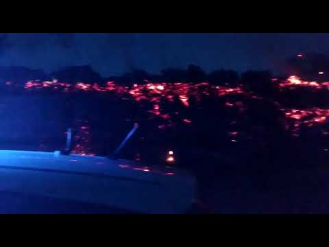 Incendio en Vélez-Málaga