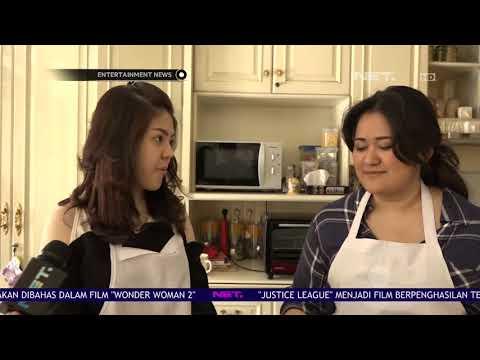Tina Toon Rajin Belajar Masak untuk Persiapan Natal