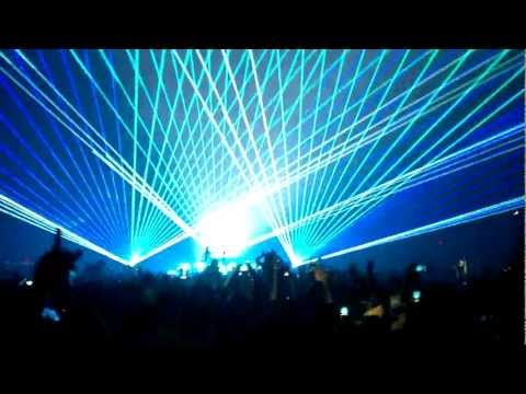 """Tiesto """"Clarity"""" Remix at The Mullins Center (UMASS) - Amherst, MA"""