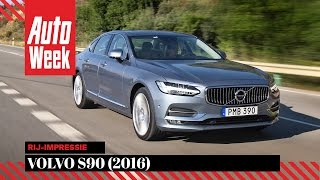 Volvo S90 - AutoWeek review - English subtitled