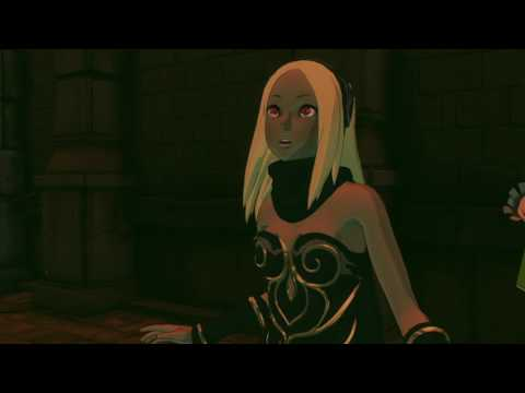 GRAVITY RUSH™ 2 | A Red Apple Fell From The Sky