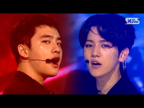 《POWERFUL》 EXO(엑소) - Monster @인기가요 Inkigayo 20160619