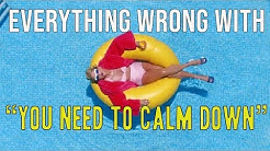 """Everything Wrong With Taylor Swift - """"You Need To Calm Down"""""""
