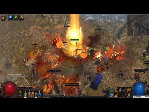 Path of Exile 3.1 | T5 Ancient City Map and Boss